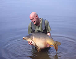 Kirk Farrell With Sumo @58LB